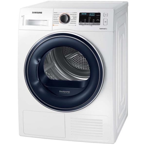 Сушильная машина Samsung DV90M50003W