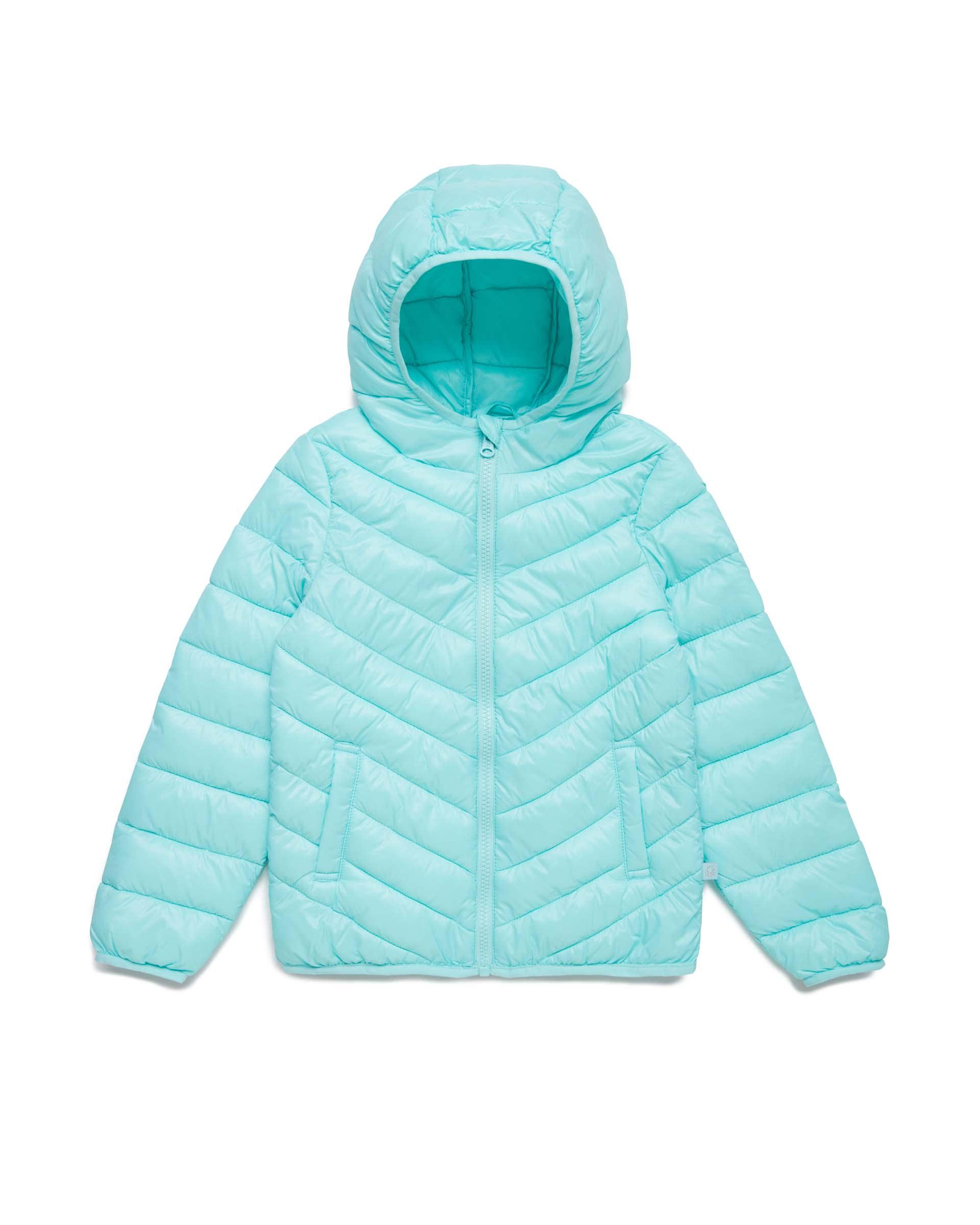Купить 20P_2RQ453HQ0_0Z8, Укороченная куртка для девочек Benetton 2RQ453HQ0_0Z8 р-р 80, United Colors of Benetton, Куртки для девочек