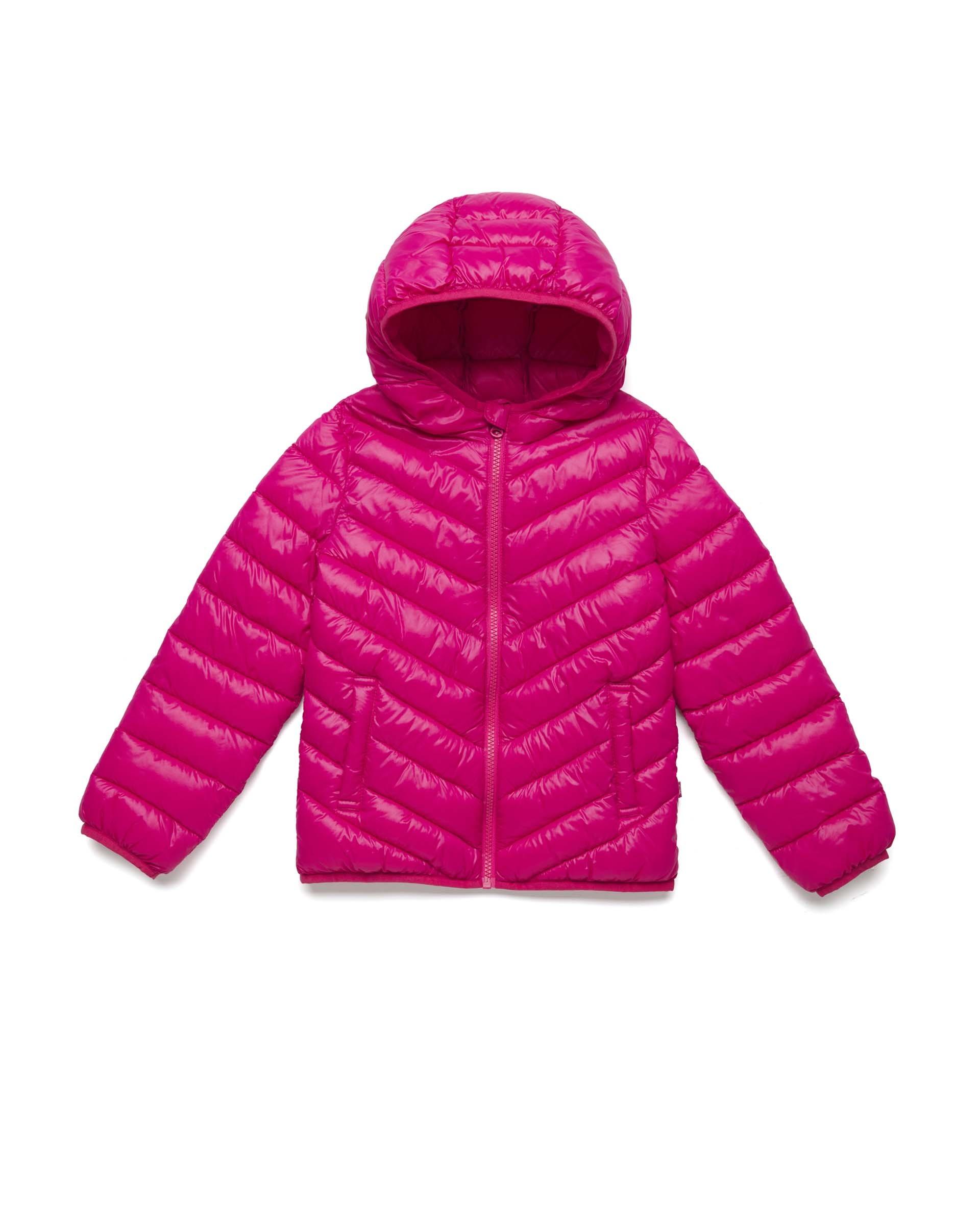 Купить 20P_2RQ453HQ0_2L3, Укороченная куртка для девочек Benetton 2RQ453HQ0_2L3 р-р 140, United Colors of Benetton, Куртки для девочек