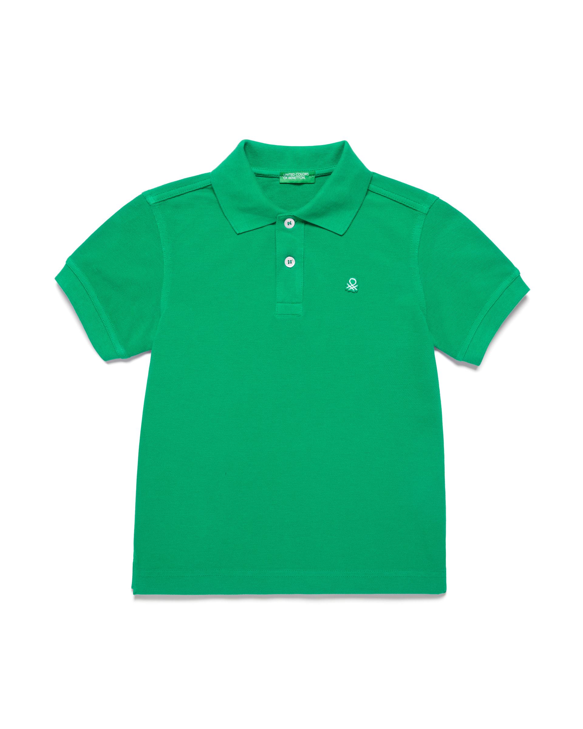 Купить 20P_3089C3091_108, Поло-пике для мальчиков Benetton 3089C3091_108 р-р 92, United Colors of Benetton, Кофточки, футболки для новорожденных