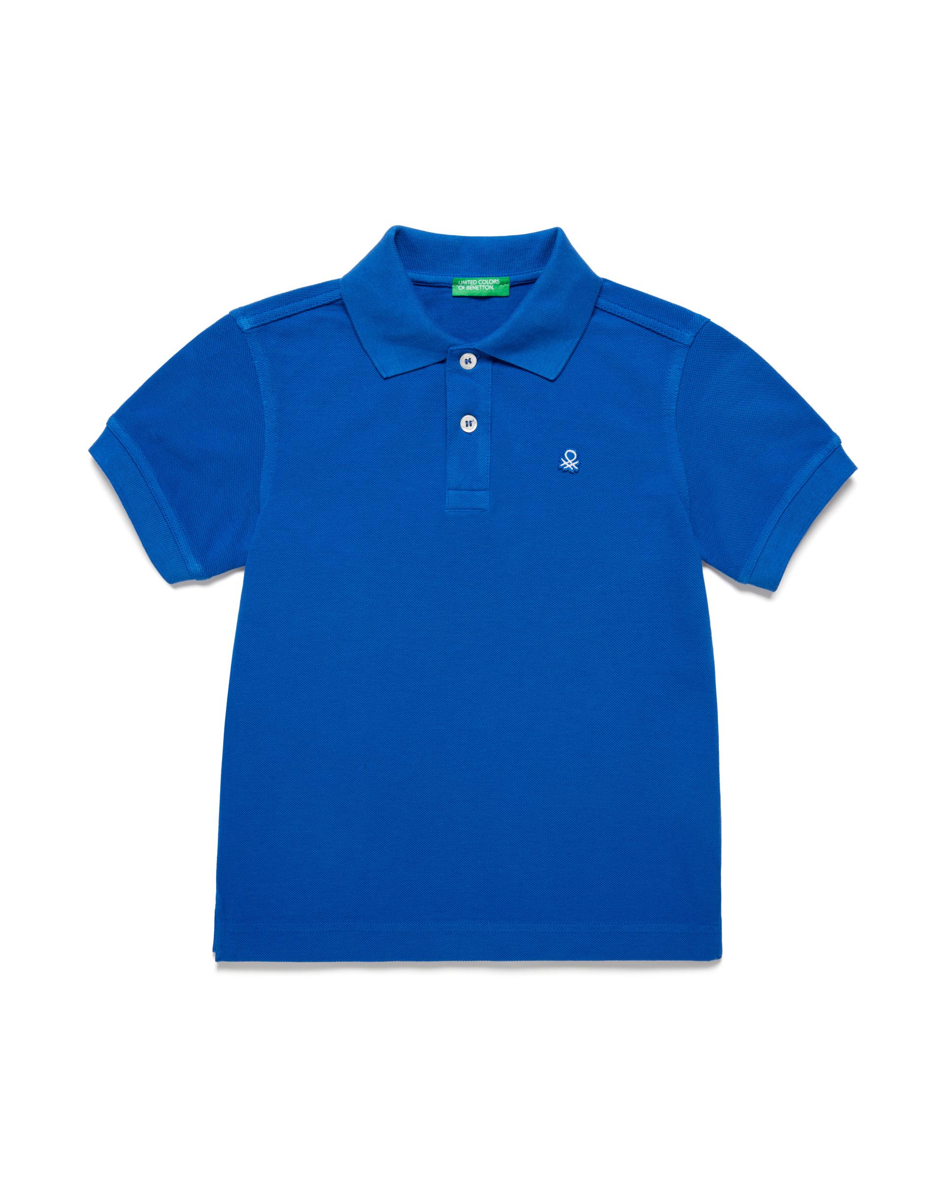 Купить 20P_3089C3091_19R, Поло-пике для мальчиков Benetton 3089C3091_19R р-р 80, United Colors of Benetton, Кофточки, футболки для новорожденных