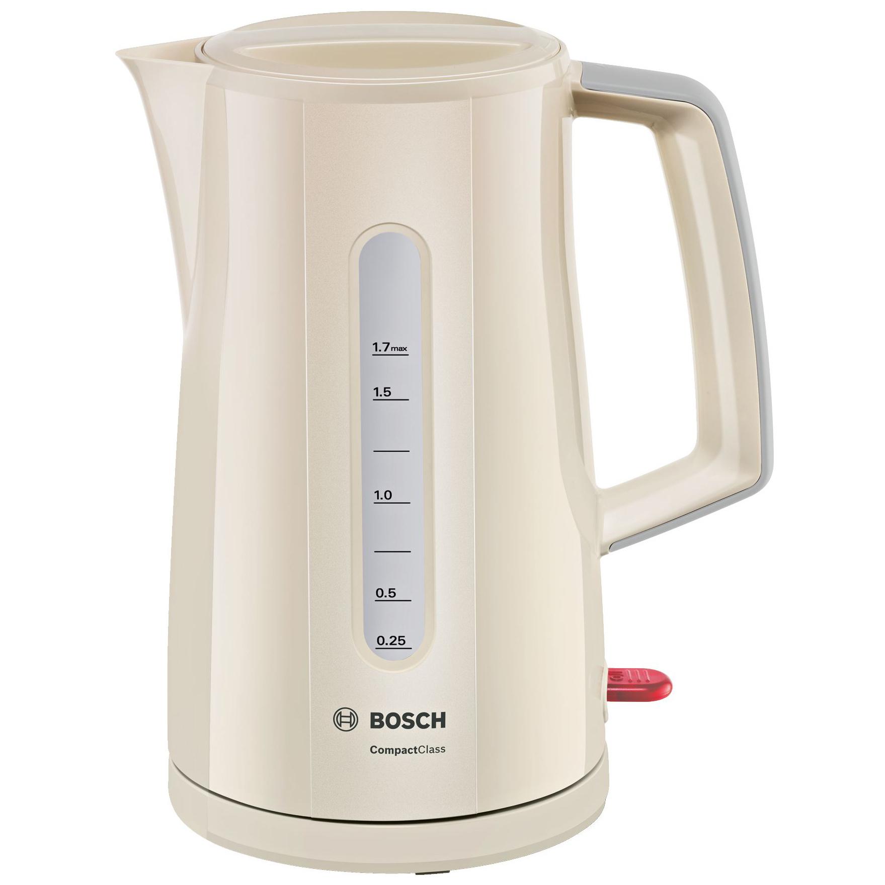Чайник электрический Bosch TWK3A017 Beige