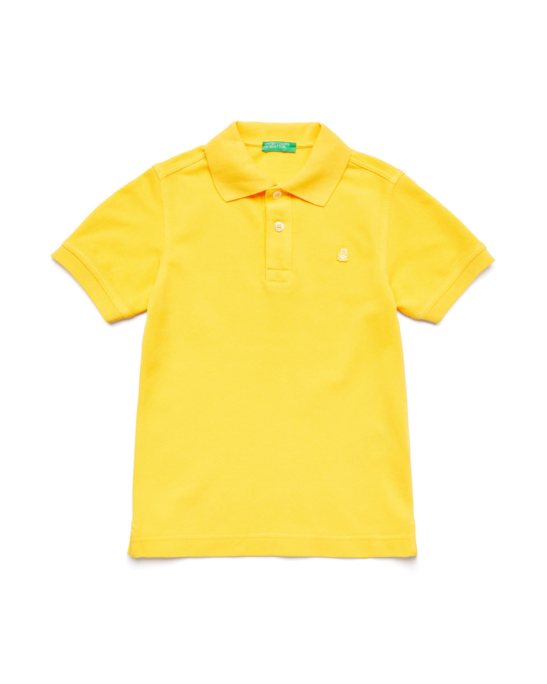 Купить 20P_3089C3091_3N7, Поло-пике для мальчиков Benetton 3089C3091_3N7 р-р 92, United Colors of Benetton, Кофточки, футболки для новорожденных