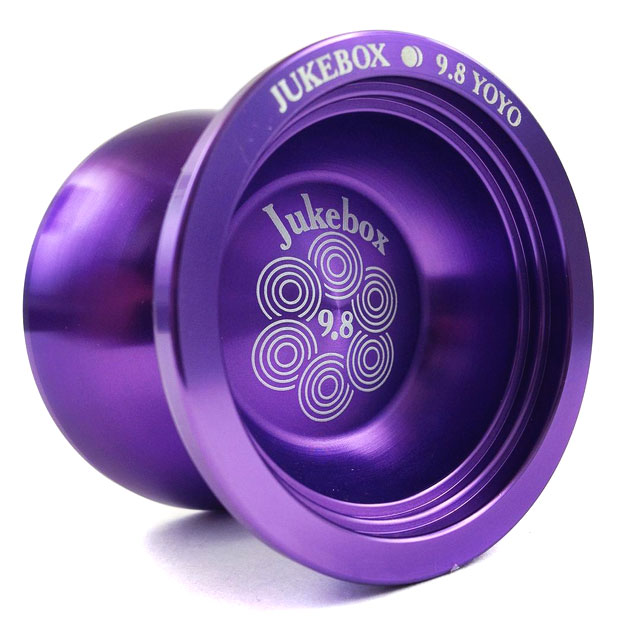 Йо йо 9.8 Jukebox фиолетовый