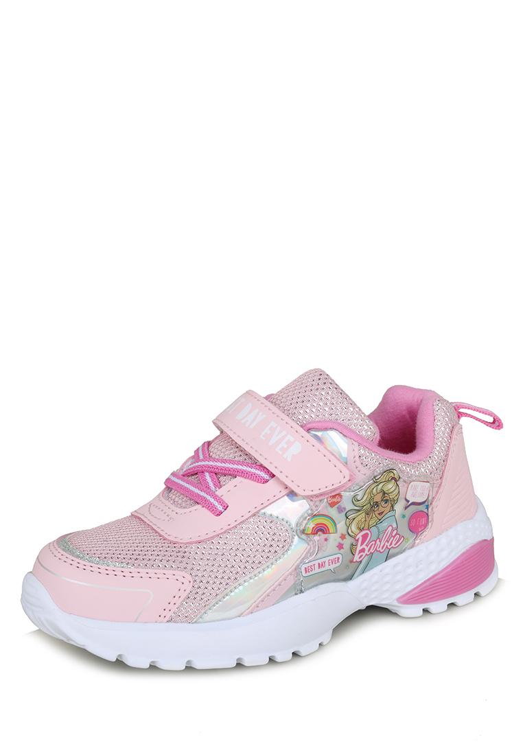 Купить LHKMSS20-05, Кроссовки детские Barbie, цв.розовый р.25,