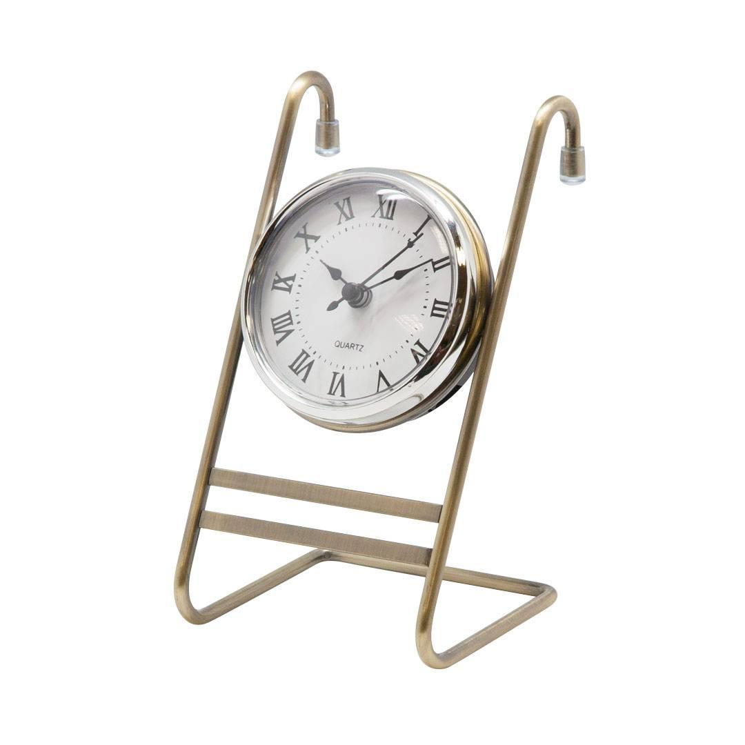 Часы на рейлинг, бронза MX 408 BA