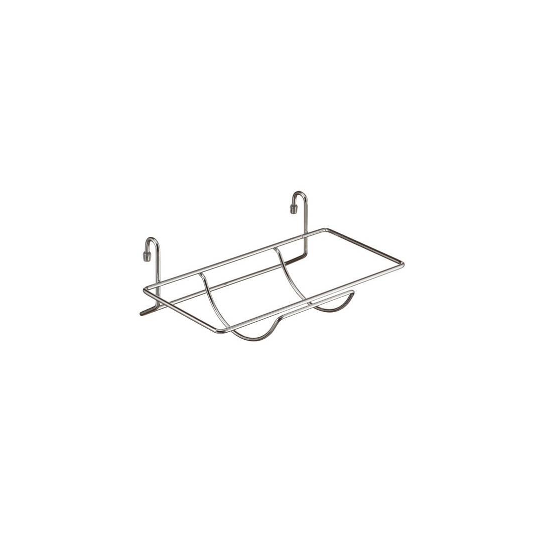 Полка на рейлинг для бумажного полотенца