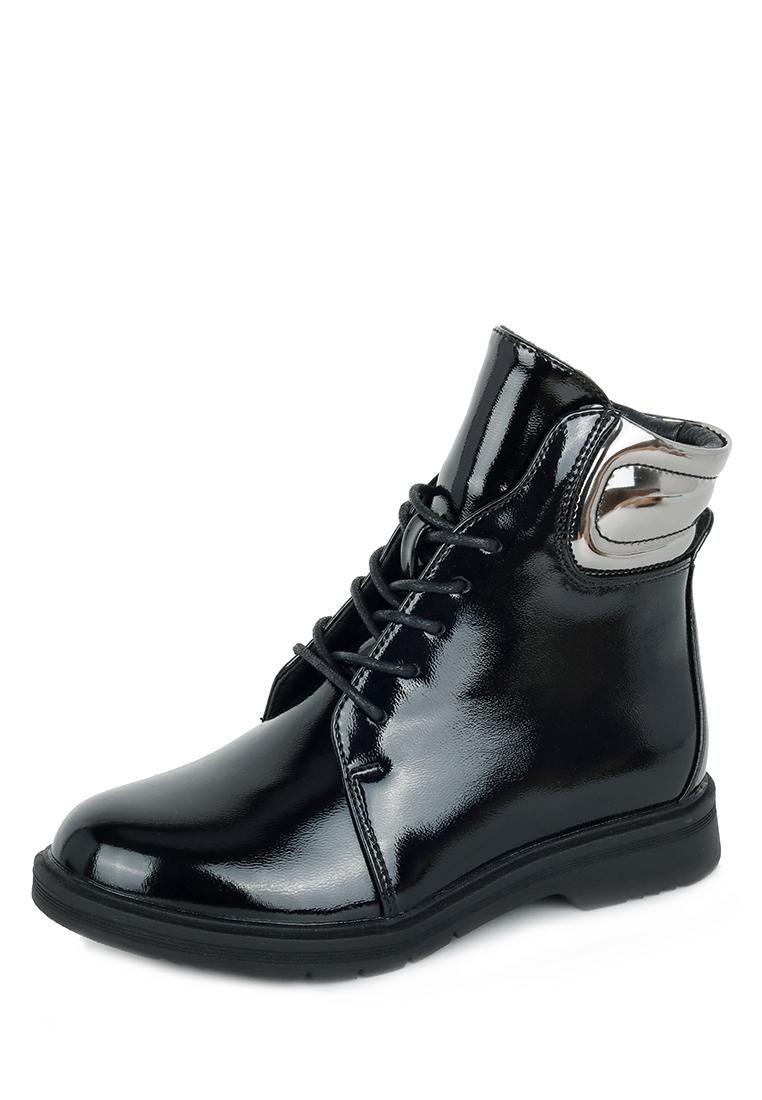 Ботинки детские T.Taccardi, цв.черный р.33