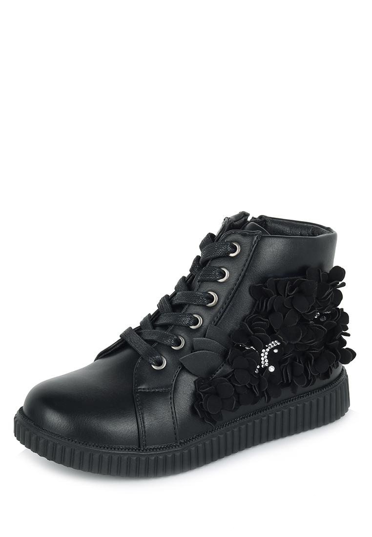 Ботинки детские T.Taccardi, цв.черный р.36
