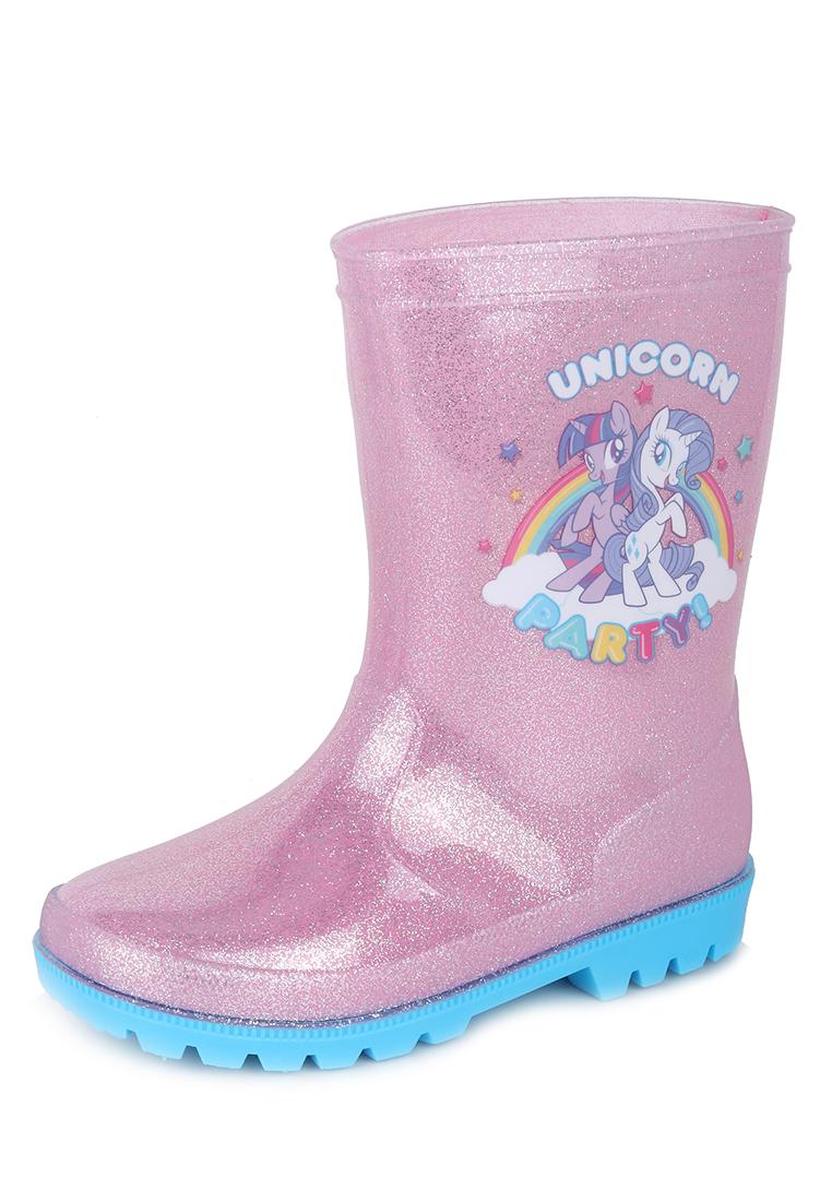 Купить BL20SS-42, Резиновые сапоги детские My little Pony, цв.розовый р.26,