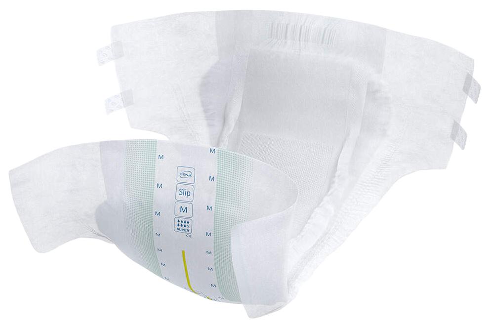 Купить Подгузники для взрослых Тена Слип Супер M 10 шт., TENA
