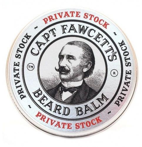 Бальзам для бороды Captain Fawcett Private Stock