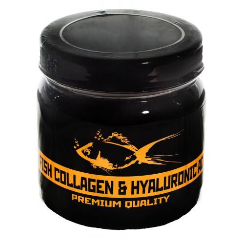 Купить Морской коллаген Spirulinafood с гиалуроновой кислотой и витамином С капсулы 240 шт.
