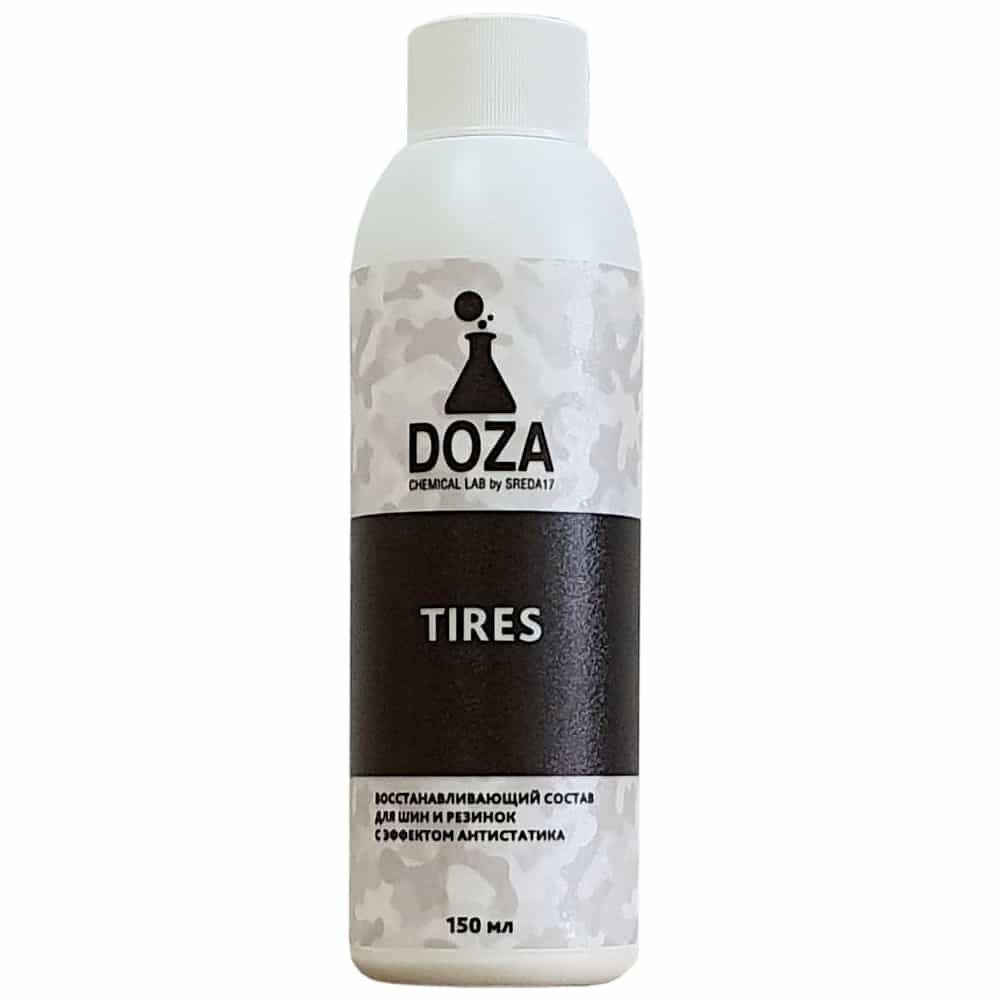 Восстанавливающий кондиционер для шин DOZA Tires 150мл