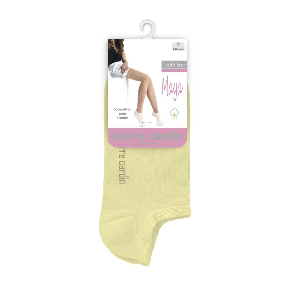 Носки женские Pierre Cardin Cr MAYA желтые 4