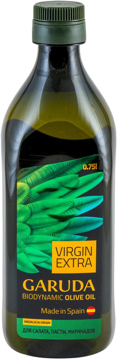 Масло оливковое гаруда нерафинир экстра вирджин 750 мл пл/б муэлолива испания