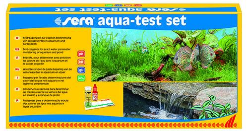 Набор тестов для воды Sera AQUA TEST