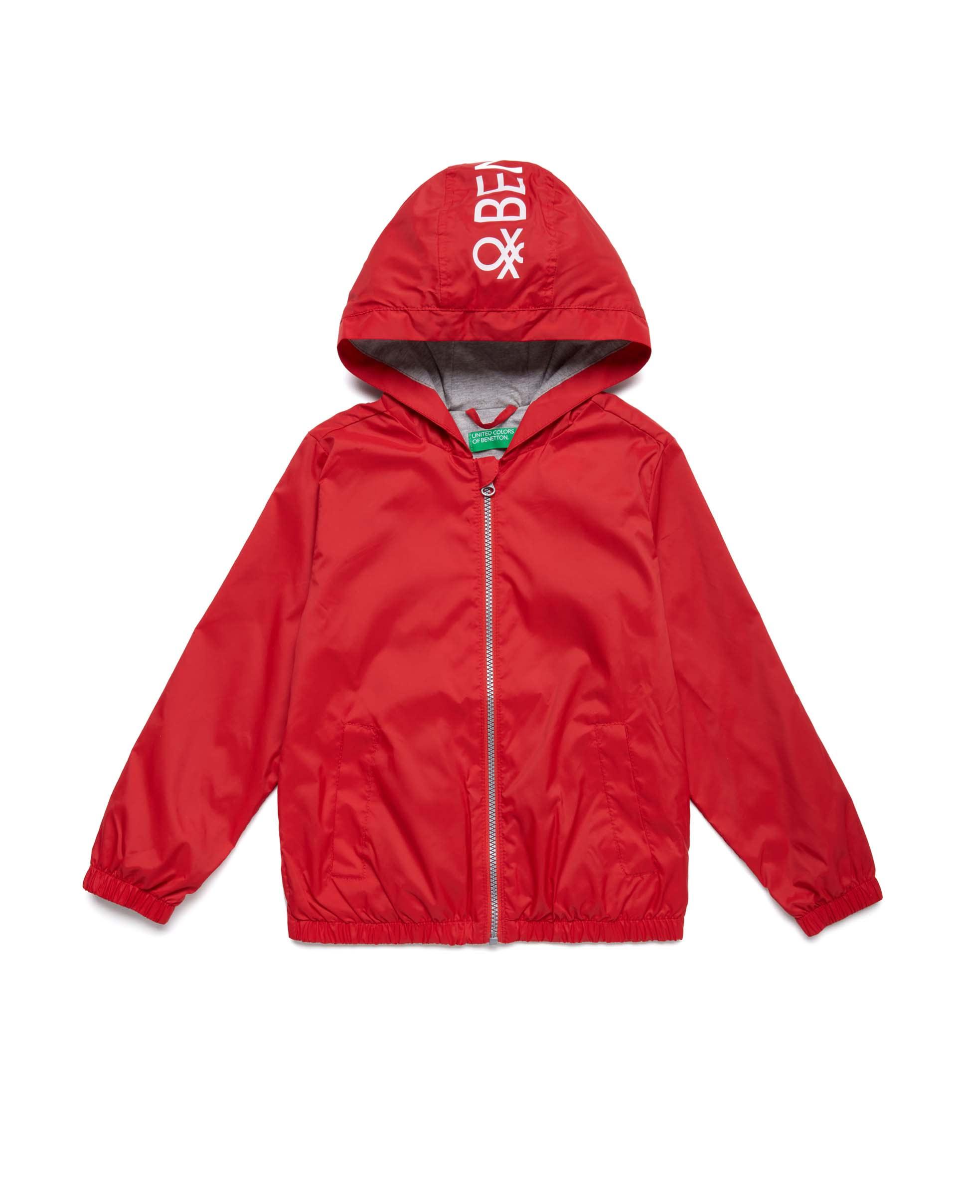 Купить 20P_2WU053HF0_015, Куртка-ветровка для мальчиков Benetton 2WU053HF0_015 р-р 110, United Colors of Benetton, Ветровки для мальчиков
