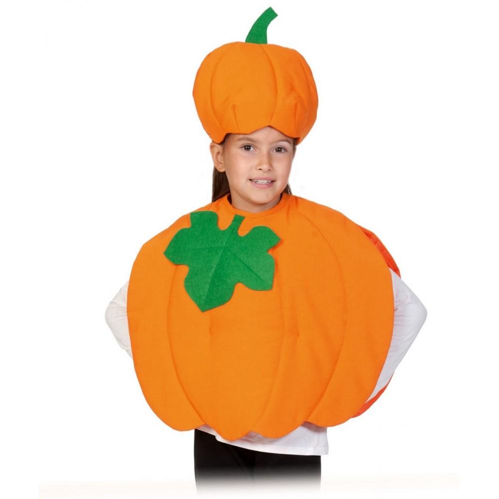 Карнавальный костюм Карнавалофф Овощ, цв. оранжевый р.104