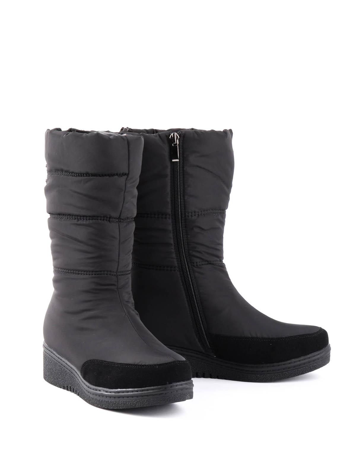 Дутики женские Brado 95716 черные 37 RU