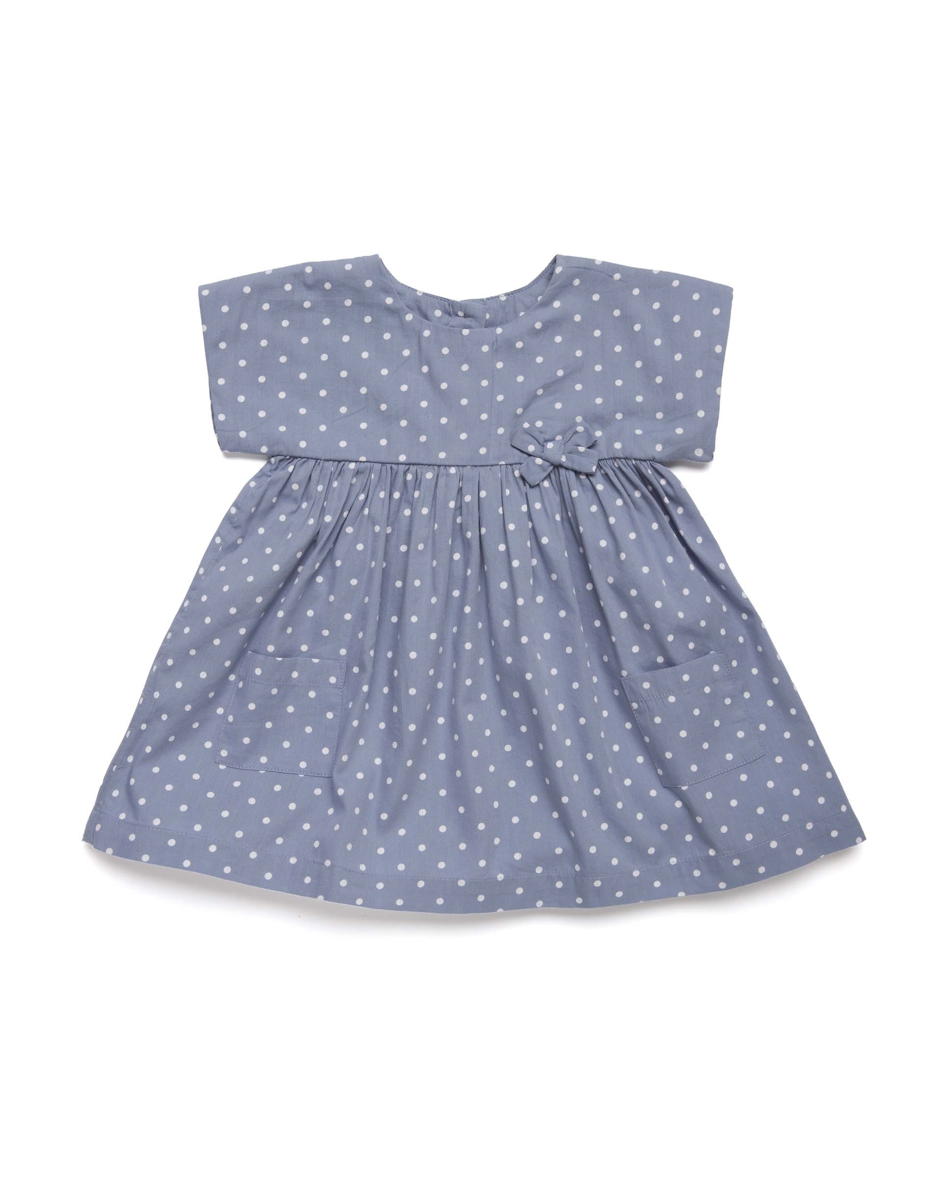 Купить 20P_4OO45V7JE_61R, Платье для девочек Benetton 4OO45V7JE_61R р-р 68, United Colors of Benetton, Платья для новорожденных