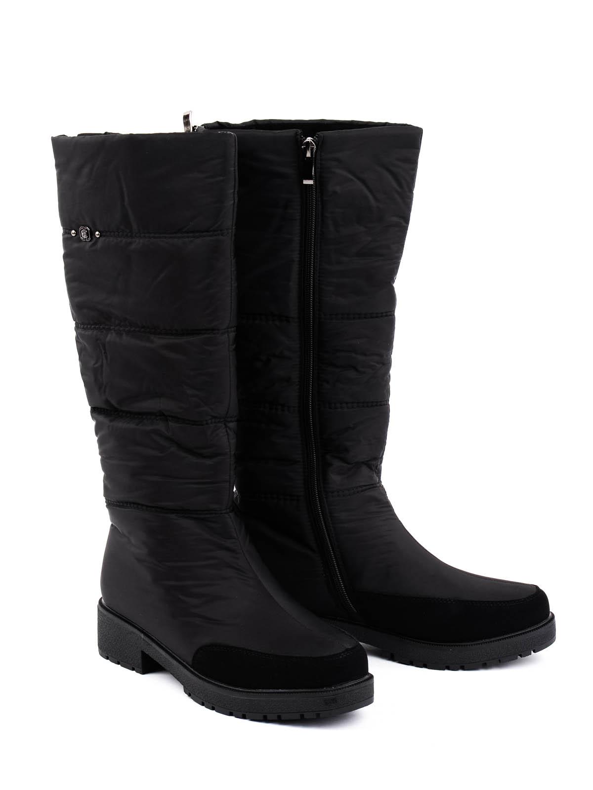 Дутики женские Brado 95712 черные 36 RU