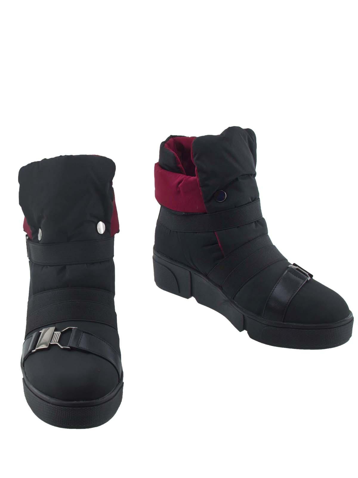 Дутики женские Brado 89064 черные 37 RU