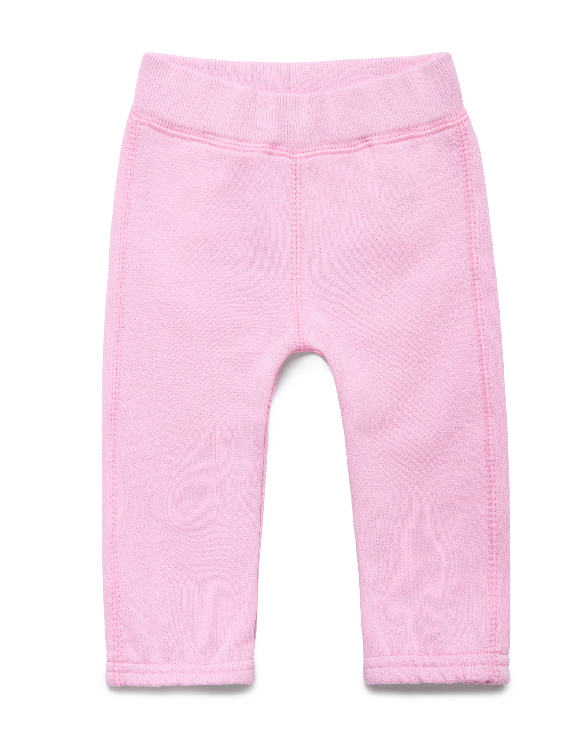 Купить 20P_3J70MF238_14P, Спортивные брюки для девочек Benetton 3J70MF238_14P р-р 90, United Colors of Benetton, Детские брюки и шорты