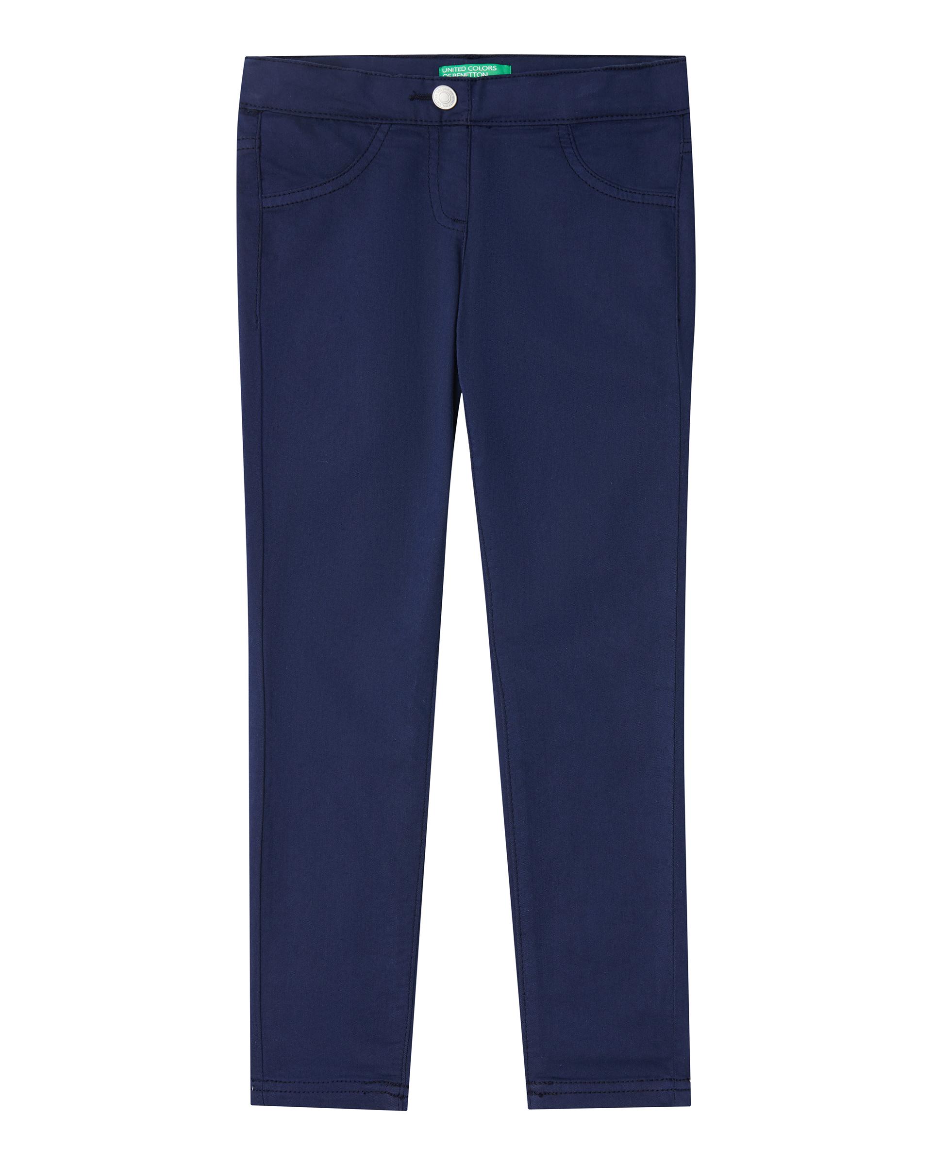 Купить 20P_4U4057I20_252, Эластичные брюки для девочек Benetton 4U4057I20_252 р-р 80, United Colors of Benetton, Шорты и брюки для новорожденных
