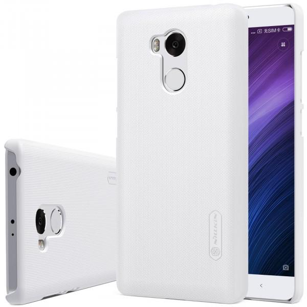 Чехол Nillkin Matte для Xiaomi Redmi 4 Pro / Redmi 4 Prime (+пленка) (White)