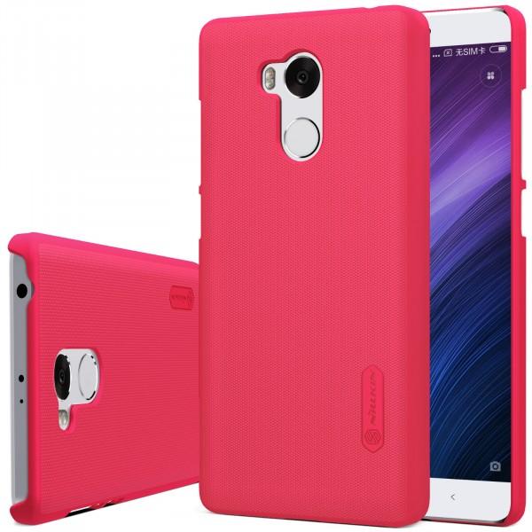 Чехол Nillkin Matte для Xiaomi Redmi 4 Pro / Redmi 4 Prime (+пленка) Red