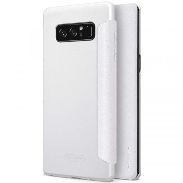 Чехол Nillkin Sparkle Series для Samsung Galaxy Note 8 (White)