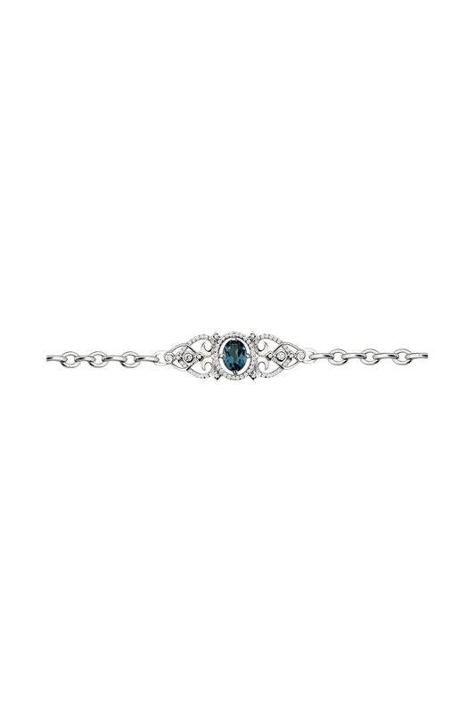 Браслет женский Aquamarine 7412308А р.16