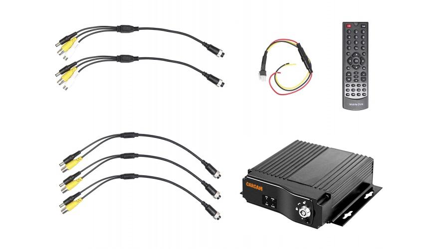 Автомобильный видеорегистратор Квадро Лайт+GPS/3G
