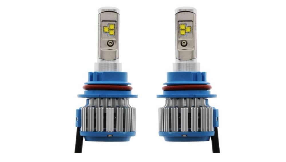 Комплект автомобильных светодиодных ламп CARCAM 9007 40 Вт/2шт.