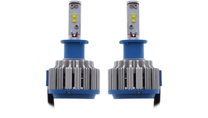 Комплект автомобильных светодиодных ламп CARCAM H3 35 Вт/2шт.