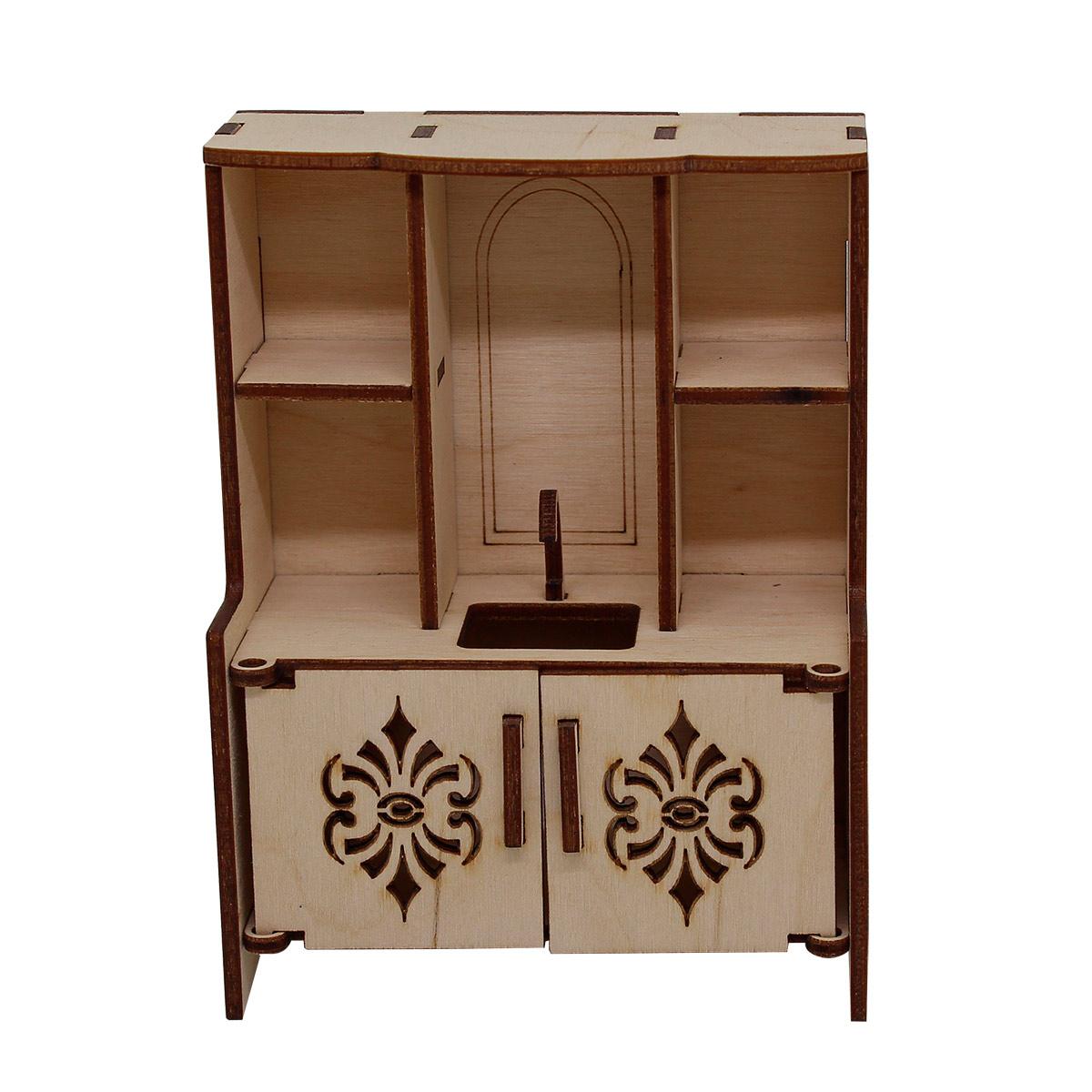 L 705 Деревянная заготовка Астра Кухонный шкаф