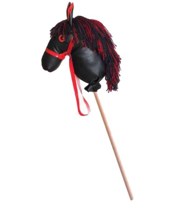 Мягкая игрушка Лошадка на палке Богдан , Тутси, Мягкие игрушки животные  - купить со скидкой