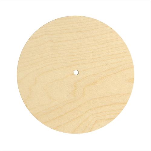 Купить L-963 Деревянная заготовка Астра Циферблат круглый, 20 см, Рукоделие
