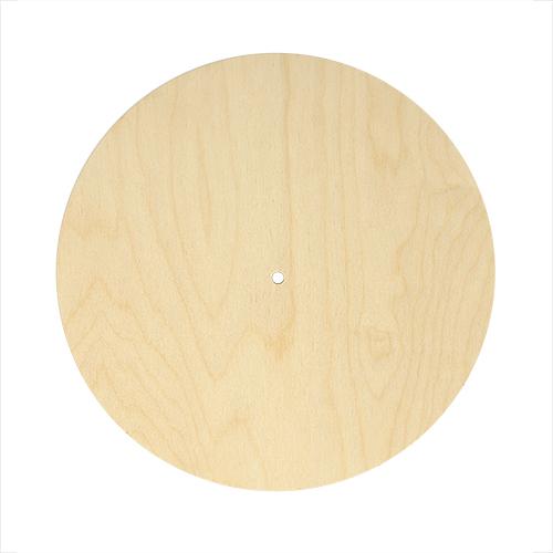 Купить L-964 Деревянная заготовка Астра Циферблат круглый, 30 см, Рукоделие