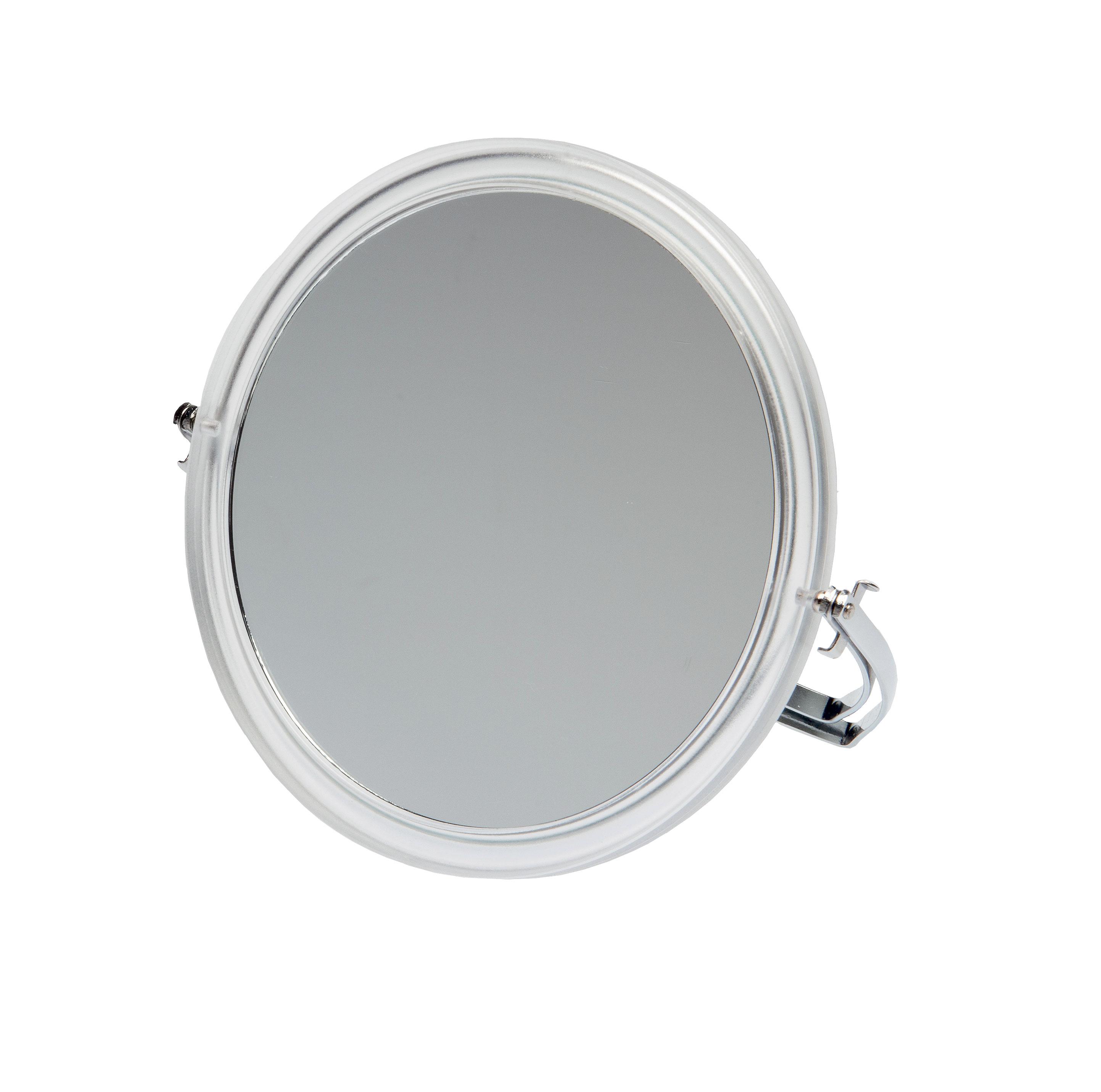 Зеркало Dewal Beauty настольное 165x163х10мм MR109