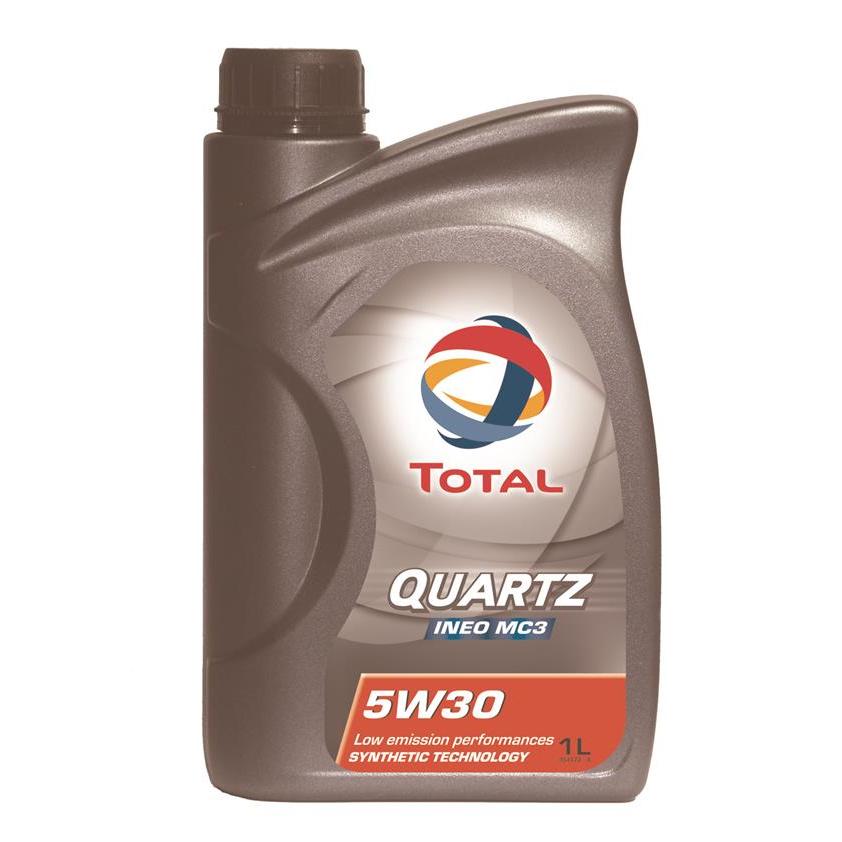 Моторное масло Total Моторное масло Total Quartz Ineo MC3 5W-30 1л фото