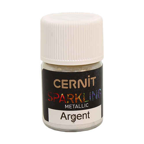 CE6100005 Мика порошок (слюда) Cernit Metallic SPARKLING