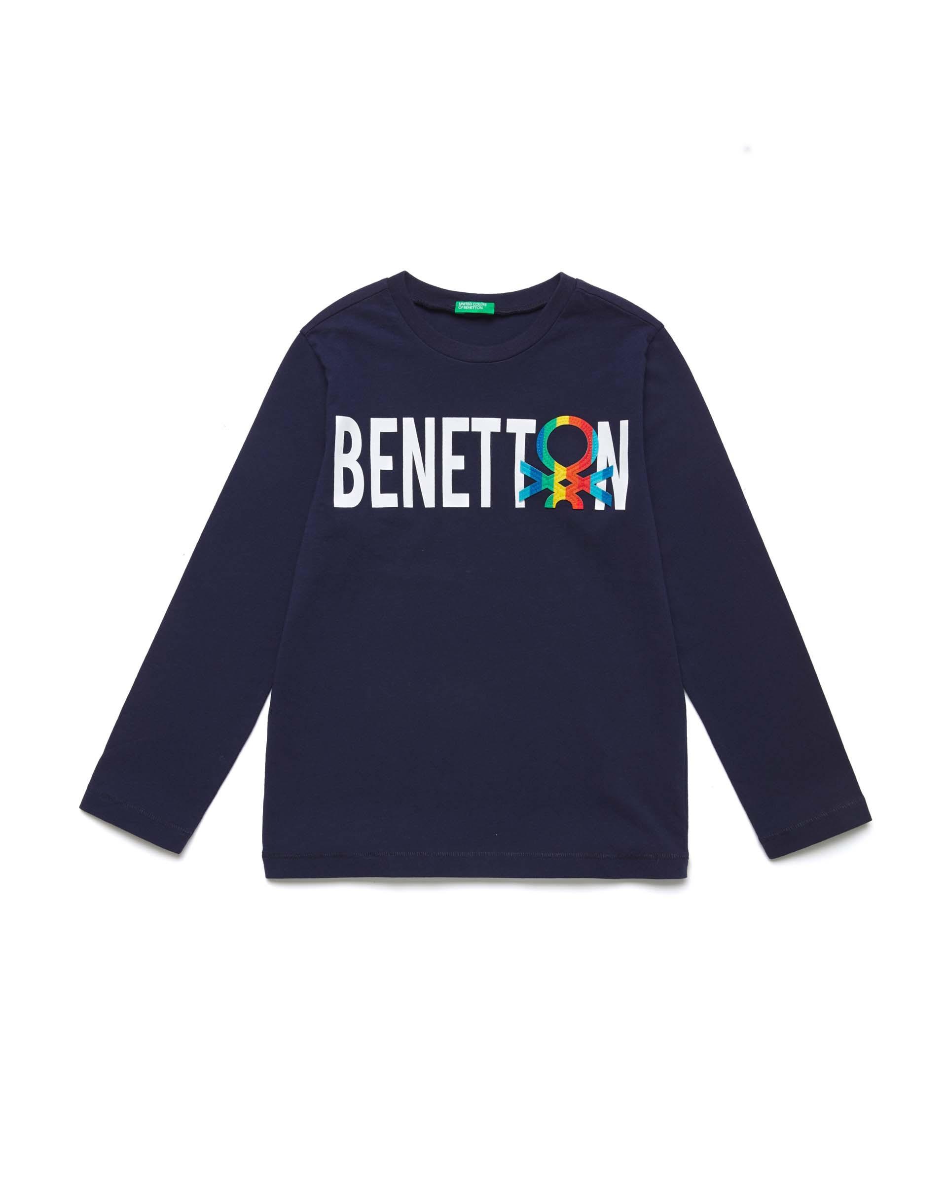 20P_3096C14JI_252, Футболка для мальчиков Benetton 3096C14JI_252 р-р 140, United Colors of Benetton, Футболки для мальчиков  - купить со скидкой
