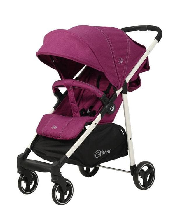 Купить Коляска прогулочная Rant Alfa purple,