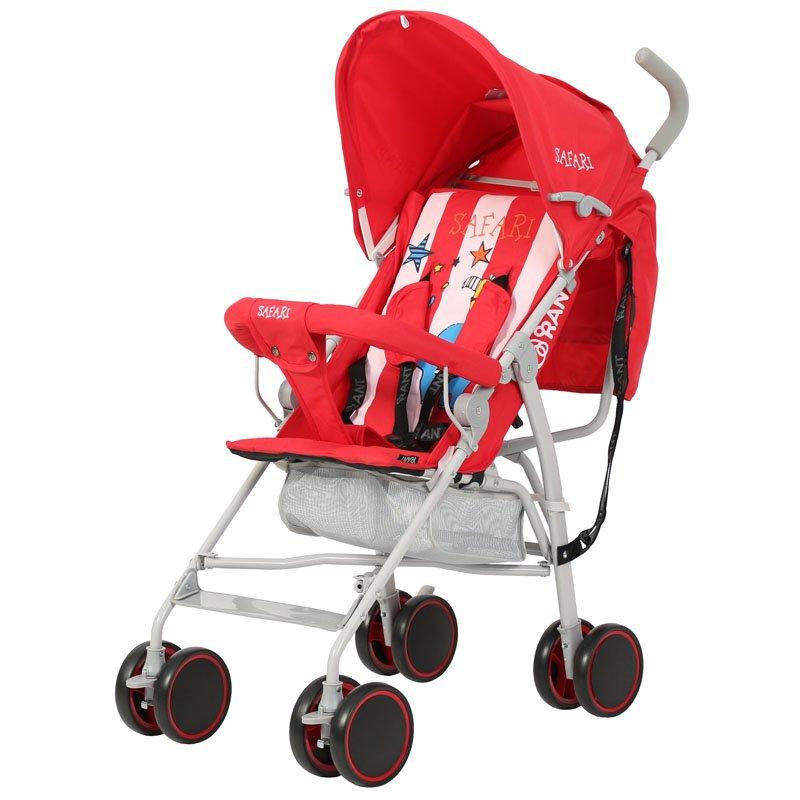 Коляска-трость Rant Safari Comfort red/красный