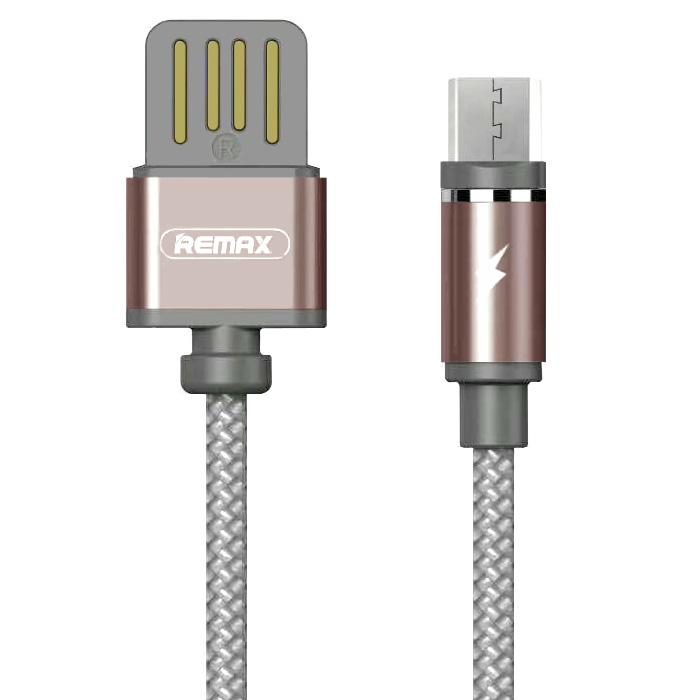 Кабель REMAX Gravity Series Cable RC-095m Micro USB Black