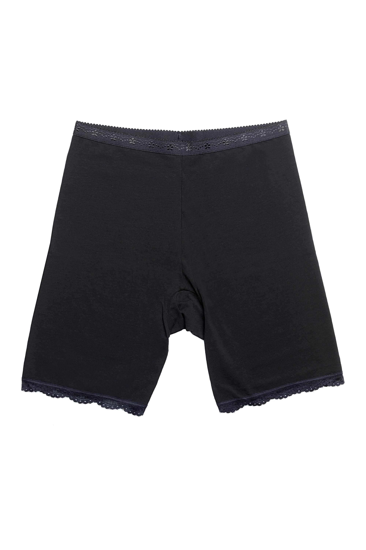 Панталоны женские Pompea ANTISFRE.PIZZO черные 9