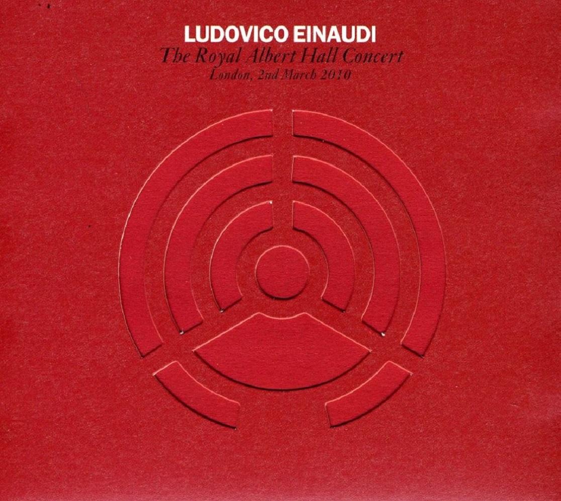 Ludovico Einaudi The Royal Albert Hall Concert по цене 1 999