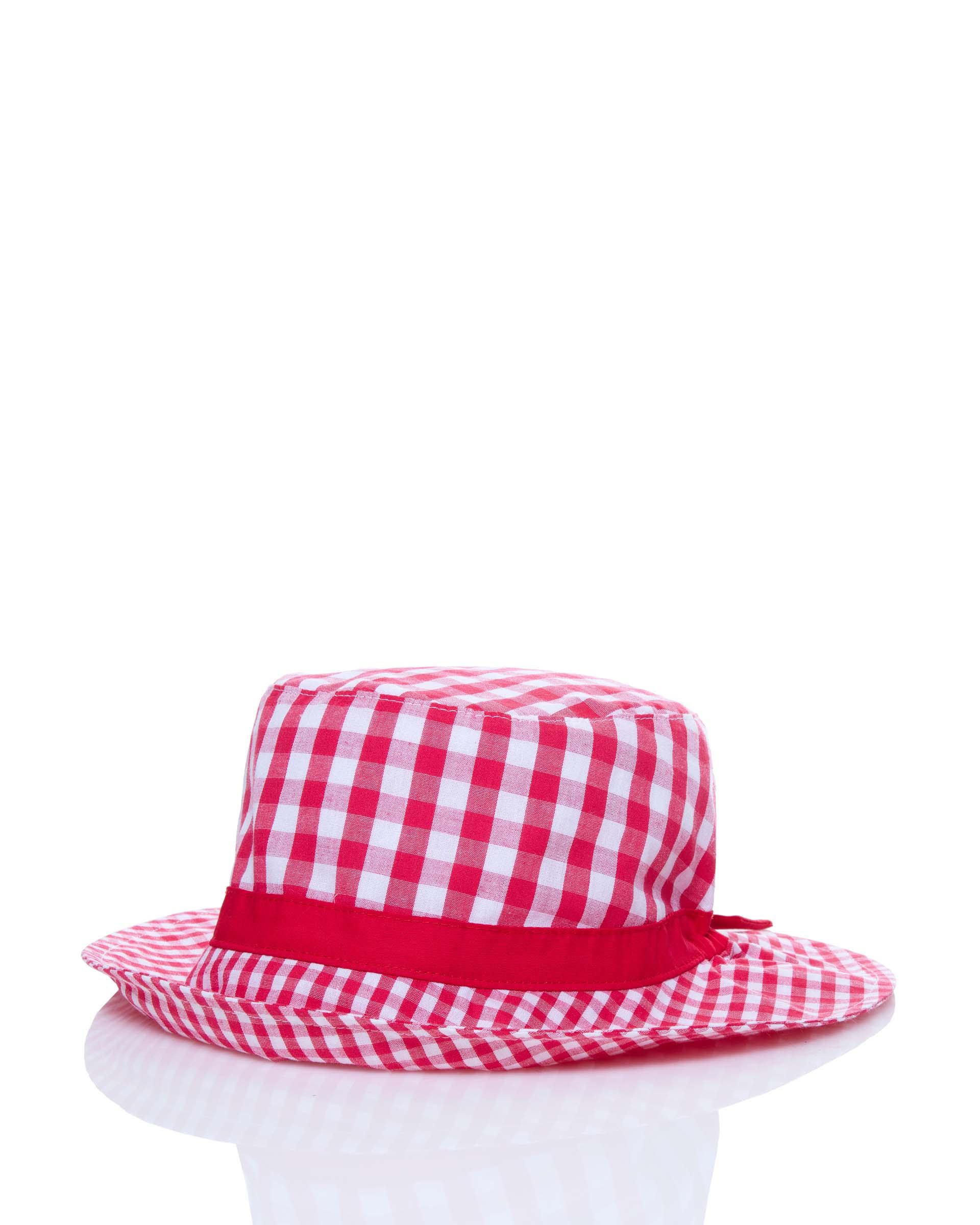 Купить 20P_6G7PB4285_7V1, Шляпа для девочек Benetton 6G7PB4285_7V1 р-р 92, United Colors of Benetton, Панама для девочек